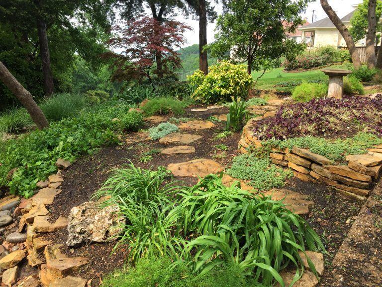 Landscape Design & Lawn Care Waco Tx
