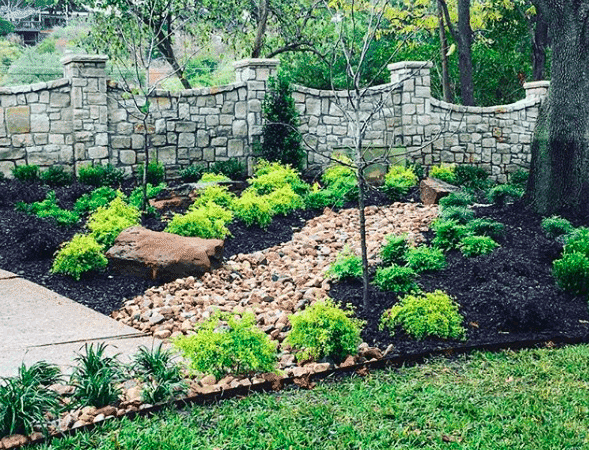 Beautiful Landscape Design | Landscaping & Lawn Care services in Waco Texas
