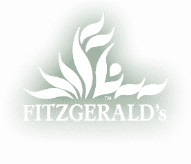 fitzgeralds logo | landscaping, lawn maintenance, irrigation, and tree services
