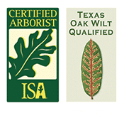 Oak Wilt Certified Logo | Tree Services Waco | Fitzgeralds