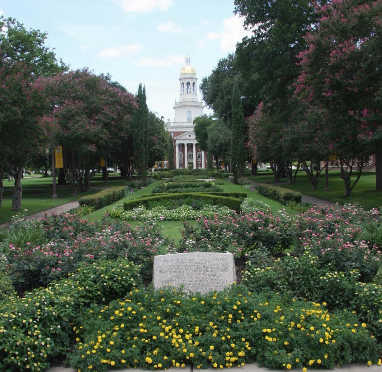 Baylor University Waco Landscaping | Lawn Maintenance | Irrigation  | Tree Care | Fitzgeralds