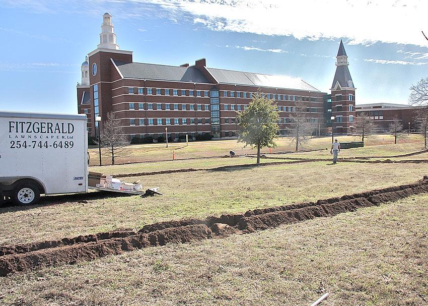 Irrigation Equipment Waco | Sprinkler Installation at Baylor