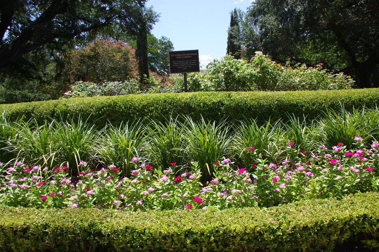 Grounds Maintenance & Gardens at Baylor