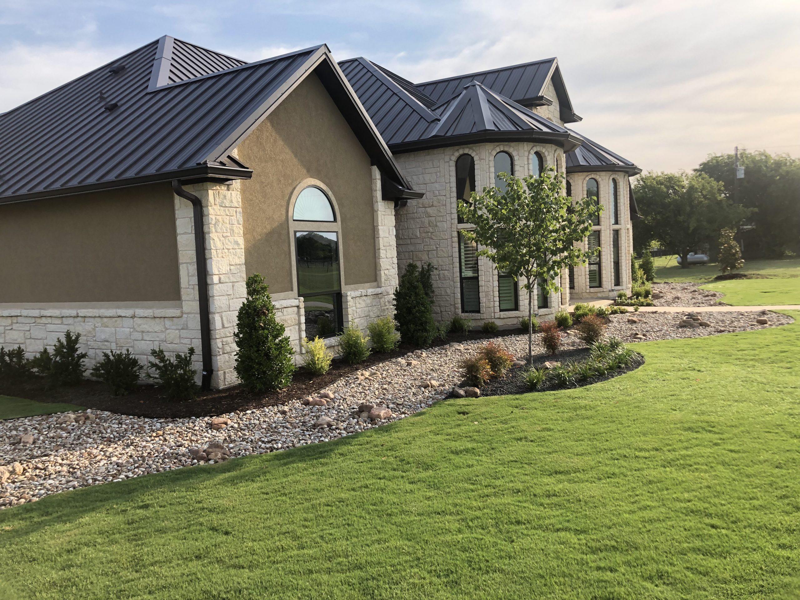 Residential Landscape Design & Sod Installation